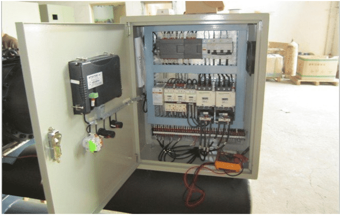 冷库保护器接线图